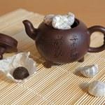 Tea pu er — Stock Photo #7462663
