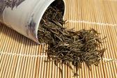Vitt kinesiskt te — Stockfoto