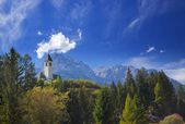 Dolomiti Val Pusteria — Stock Photo