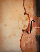 Violin Cover — Foto de Stock