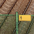 Railway Track Advise — Stock Photo