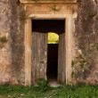Old Entrance — Stock Photo #7305717