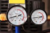 Air Pressure Manometer — Stock Photo