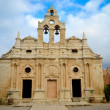 Stock Photo: Monastery of Arkadi