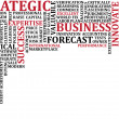 Business Words Collage 3 - Stock Photo
