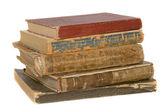 Antqiue Books — Stock Photo