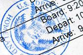Boarding Pass — Stock Photo
