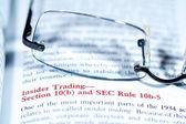 Dictionary Words — Stock Photo