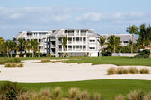 Golf Course Condos — Foto de Stock