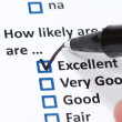 Customer Survey - Stock Photo