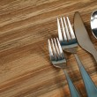 Silverware — Stock Photo