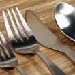 Silverware — Stock Photo #7452360
