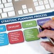Strategy Plans — Stock Photo #7452782