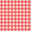 Stock Vector: Tablecloth