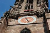 Minster of Freiburg im Breisgau — Stock Photo