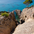 Mallorca coast — Stock Photo