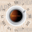Stockfoto: Morning cup of coffee