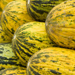 Stock Photo: Yellow Melons