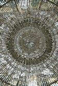 Crystal chandelier — Stock Photo
