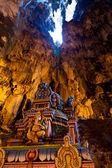 Statue dans les grottes de batu, à kuala lumpur — Photo