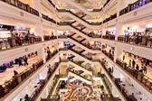 Centro comercial — Fotografia Stock
