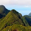 Mountain view of island Lankawi — Stock Photo #7762847