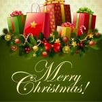 Christmas card — Stock Vector #7598032