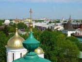 Crosses of Orthodox Church — Stock Photo