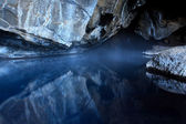 Thermal cave — Stock Photo