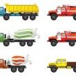 Постер, плакат: Trucks