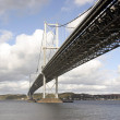 Forth Road Suspension Bridge — Stock Photo