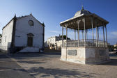 Center of Palmela with church in Setubal, Portugal — Stock Photo
