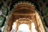 Entrédörren av jaswant thada i jodhpur - rajasthan — Stockfoto