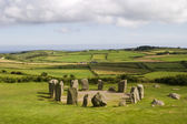 Stone Circle at Drombeg — Stock Photo