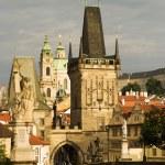 Charles Bridge, Prague — Stock Photo #7352962