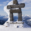 Whistler Inuk'Shuk — Stock Photo