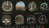 Cockpit Control Panel — Stock Photo