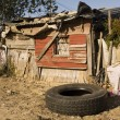 South African Shanty - Stock Photo