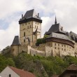 Karlstein Castle — Stock Photo #7369153