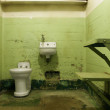 Empty Jail Cell — Stock Photo