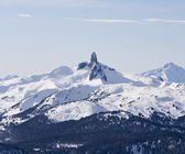 Black Tusk Mountain — Stock Photo