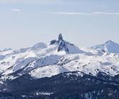 Black Tusk Mountain — Stock Photo