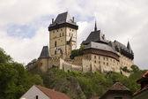 Karlstein Castle — Stock Photo