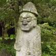 Korean Fertility Statue — Stockfoto