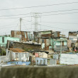 Township Homes, South Africa - Stok fotoğraf