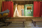Theatre At French Camp — Stock Photo