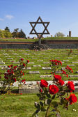 テレジーンでユダヤ人記念碑 — ストック写真