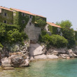 Resort Hotel On Adriatic Sea — Stock Photo