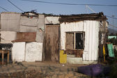 South African Township Home — Stock Photo