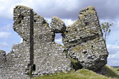 Ruins of Clonmacnoise Castle — Stock Photo